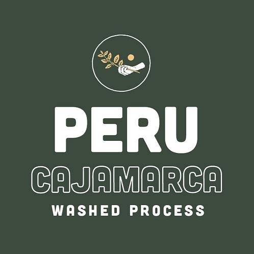 Peru - Cajamarca  Micro Lot 5lb