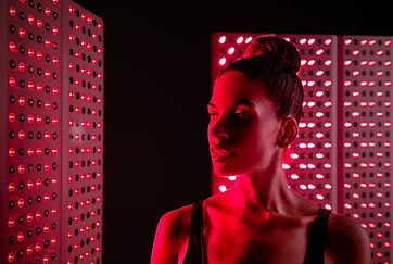 Joovv light therapy, red light