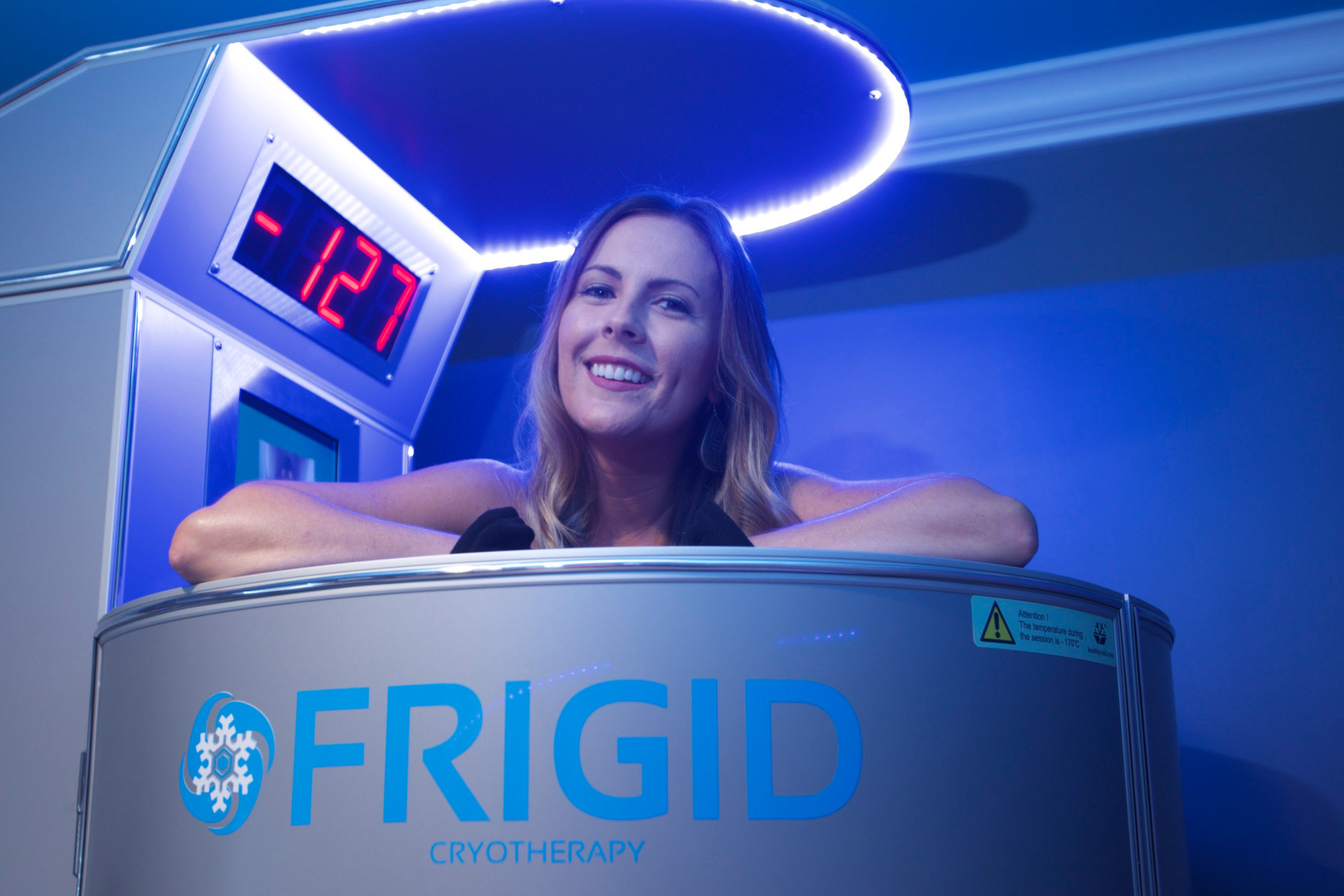 Athletic Recovery | South Carolina | Frigid CryoTherapy
