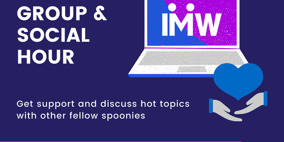 Virtual Support Group & Social Hour