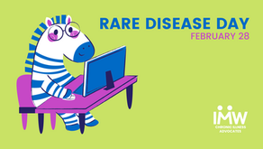 Rare Disease Day - Bringing Attention to the Stripes that Make Us Zebras