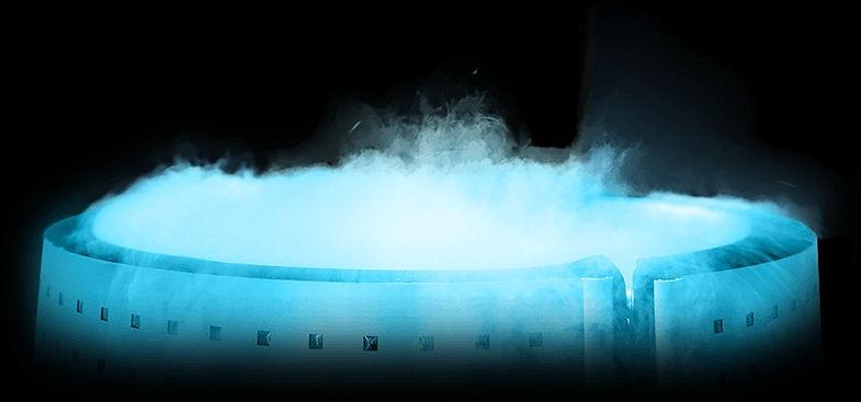 Blue CryoSpa
