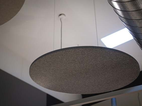Acoustic Suspended Ceiling Baffles