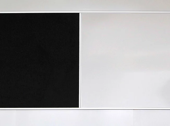 Whiteboard Pinboard Combination