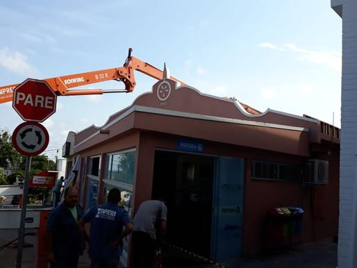 Santa Casa inicia obras do CTI em Bom Despacho