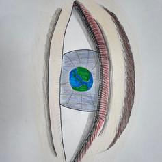 石川 千穂「目にうつる地球」