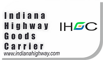 indiana highway logo with box and detail
