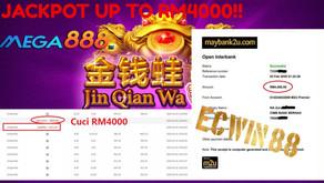 Jin Qian Wa JACKPOT !!!