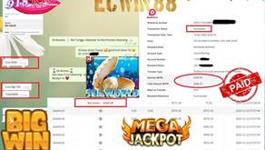 Sea-World RM8600 JACKPOT