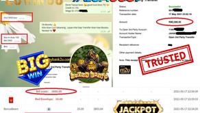 Bonus-Bears RM2900 Jackpot