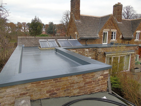HOW FIBREGLASS (GRP) ROOFS CAN PREVENT LEAD THEFT