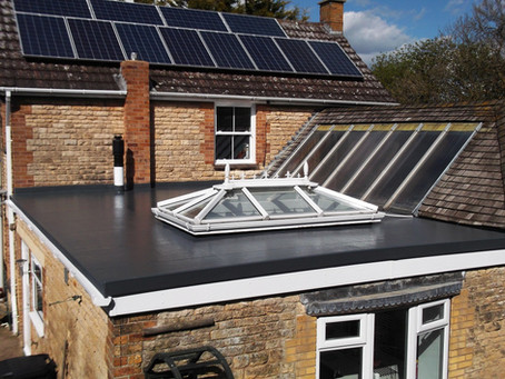 WHY FIBREGLASS IS THE MATERIAL OF CHOICE FOR YOUR FLAT ROOF
