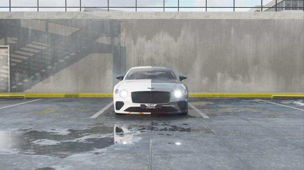 3DC - Hate of the Titans - Bentley Contl