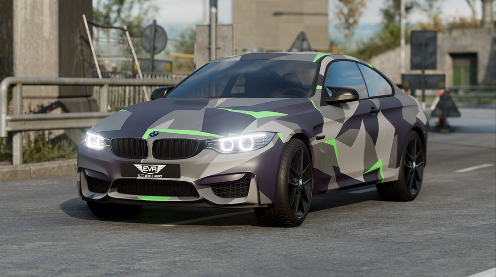 3DC - Sharp Poison - BMW M4 Coupe - View