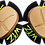 Thumbnail: WIZ X BRANDED LEATHER XXL KNEE SLIDERS NATURAL FINISH