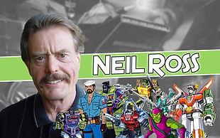 Neil Ross CelebWorx Banner