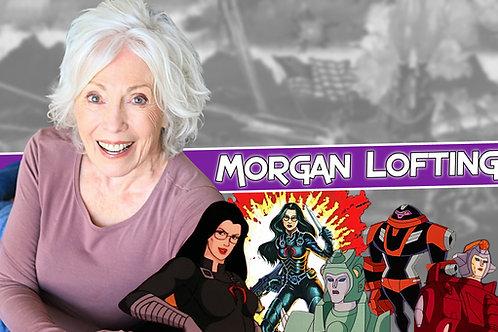 Send In Your Own Item - Morgan Lofting