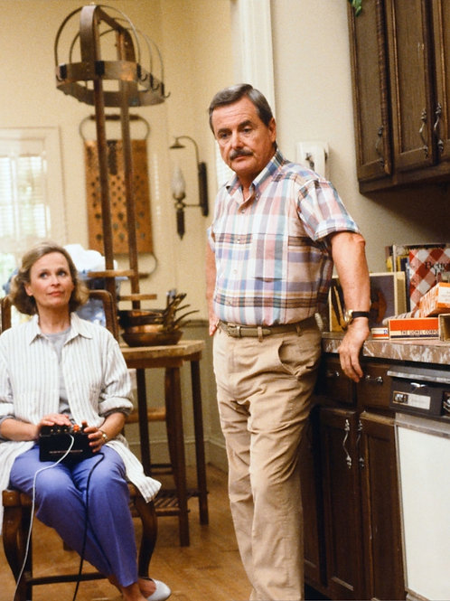 William Daniels & Bonnie Bartlett 68 (8x10, 11x14)