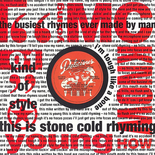 Young MC 24 - 12x12