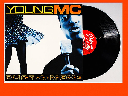 Young MC 5 - 8x10