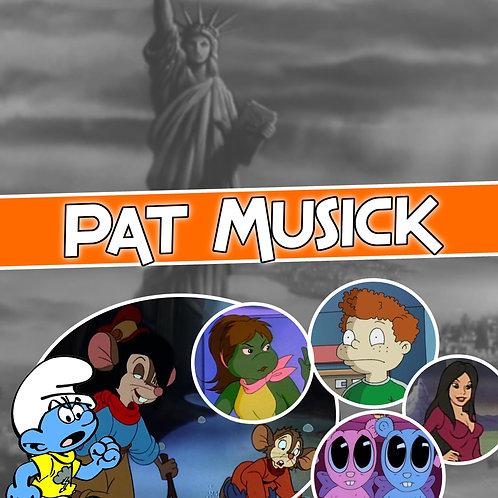 Pat Musick Send In & Add On (Cut Off 4/2/21)