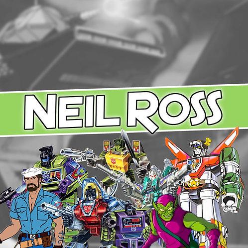 Neil Ross Send In & Add On (Cut Off 4/2/21)