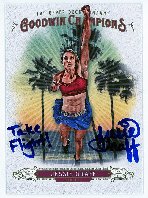 Goodwin Champion - Vertical Base Card