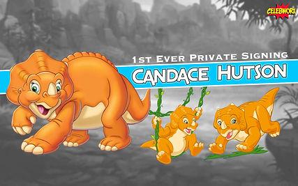 Candace Hutson CelebWorx Private Signing