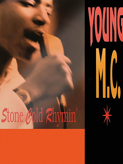 Young MC 3 - 8x10