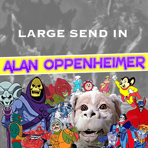 Large Send In - Alan Oppenheimer