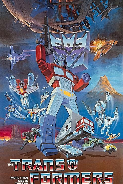 Dan Gilvezan Poster 8 (8x12, 11x17)