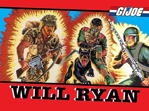 Will Ryan #18 8x10