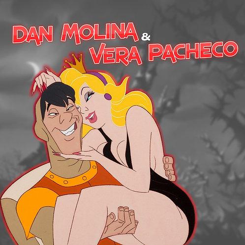 Dan Molina & Vera Pacheco Send In & Add On (Cut Off 4/2/21)
