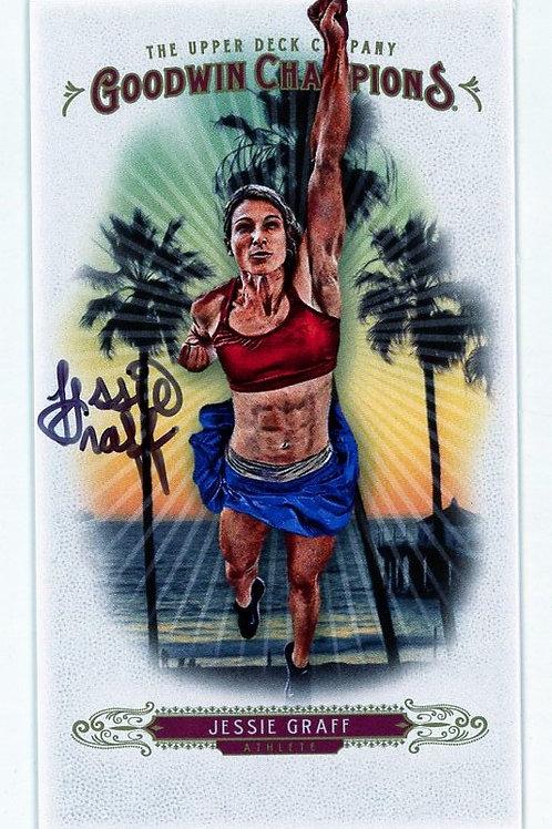 Goodwin Champion - Vertical Mini Card