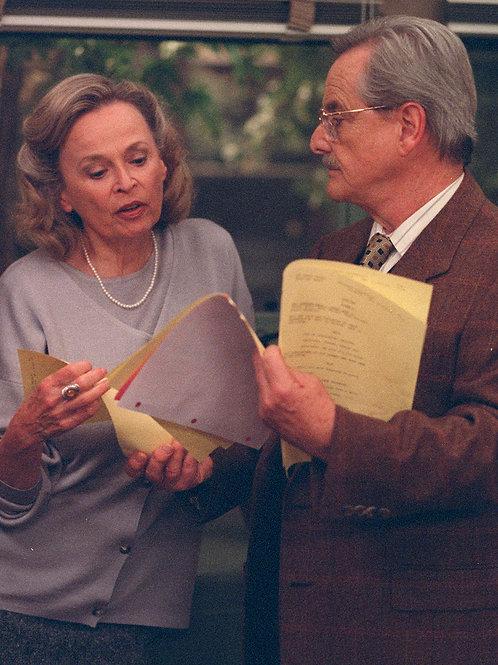 William Daniels & Bonnie Bartlett 64 (8x10, 11x14)
