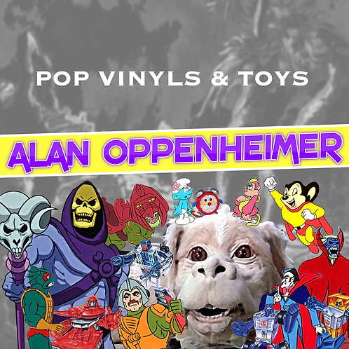 Pop Vinyl & Toys Send In - Alan Oppenheimer