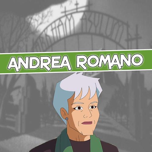Andrea Romano (Cut Off 2/26/21)