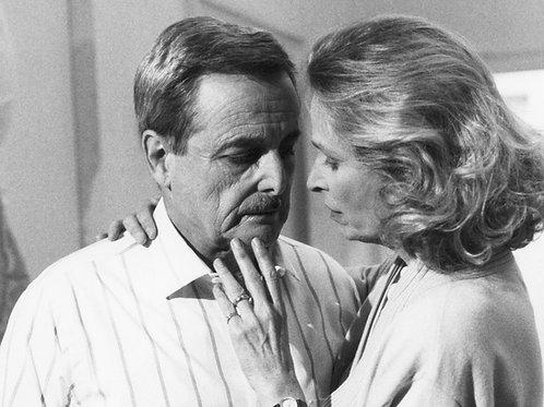 William Daniels & Bonnie Bartlett 66 (8x10, 11x14)
