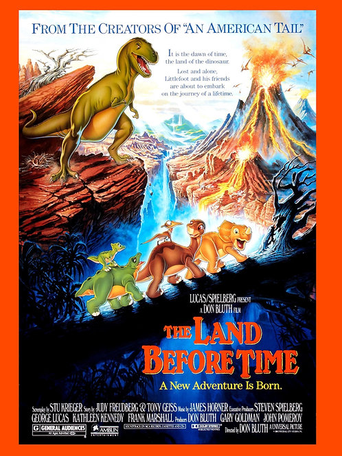 Land Before Time #8 - Will Ryan, Don Bluth, Candace Hutson