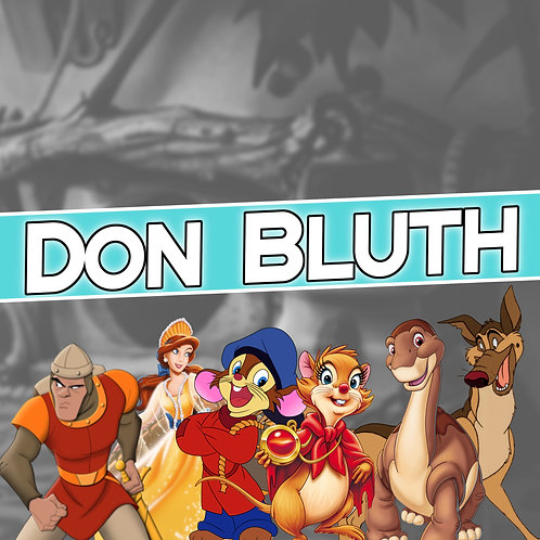 Don Bluth Send In (Cut Off 4/2/21)