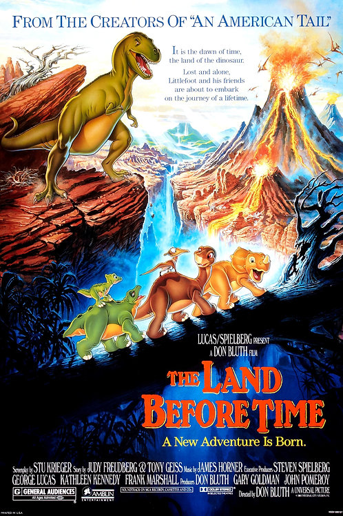 Land Before Time #119 - Don Bluth, Will Ryan, Candace Hutson