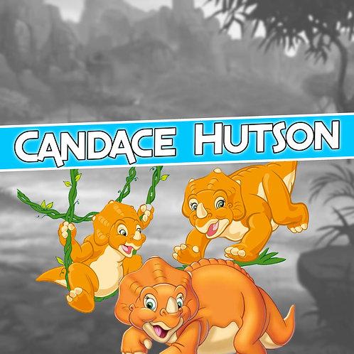 Candace Hutson Send In & Add On (Cut Off 4/2/21)