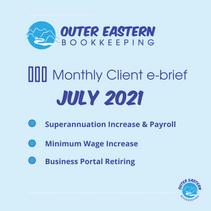 Client e-brief - July 2021