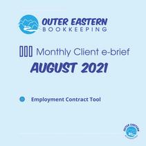 Client e-brief - August 21