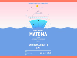Guiseppi Opens for Matoma (Boat Party)