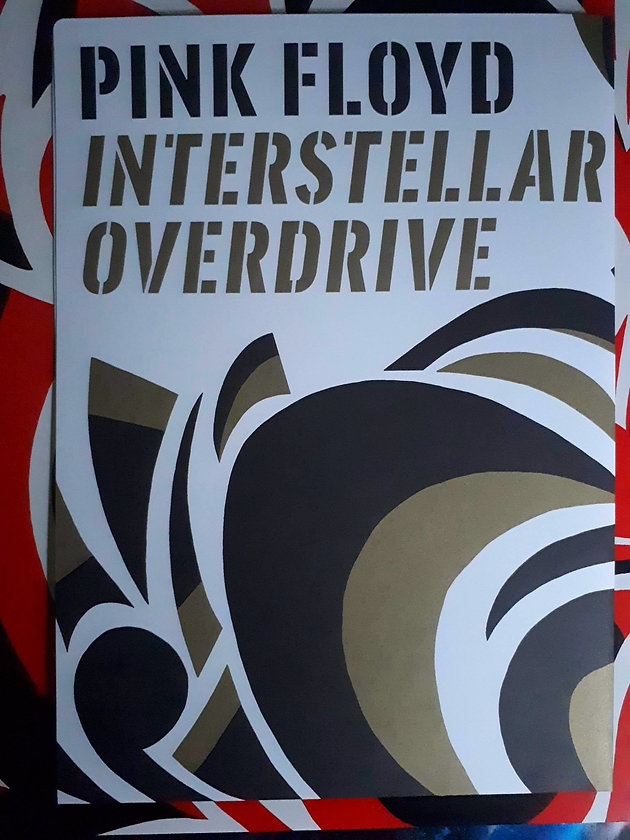 A Rare Find: Interstellar Overdrive - Pink Floyd