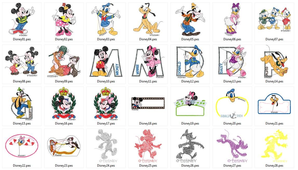 Mickey_pals