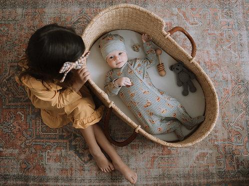 Lapsiņu dizaina pidžamma/rāpulītis