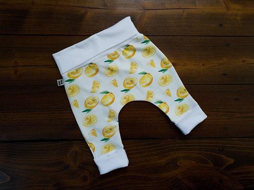 Citronu bikses