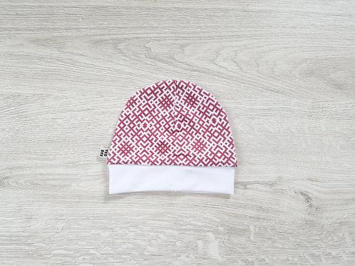 Simtgades mazuļa dizaina cepurīte